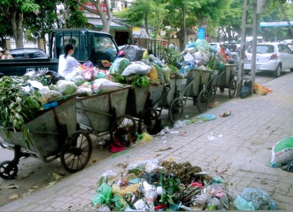 suy nghi ve rac thai sinh hoat - Suy nghĩ về rác thải sinh hoạt