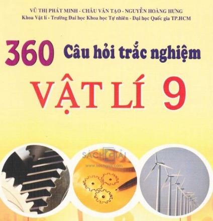 360 cau hoi trac nghiem vat li 9 - 360 câu hỏi trắc nghiệm Vật Lí 9