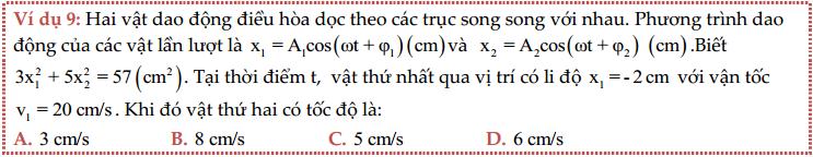 cong thuc doc lap thoi gian va bai tap thuc hanh 13 - Công thức độc lập thời gian và bài tập thực hành