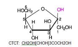 cong thuc hoa hoc cua duong fructozo glucozo saccarozo 1 - Công thức hóa học của đường fructozo, glucozo, saccarozo