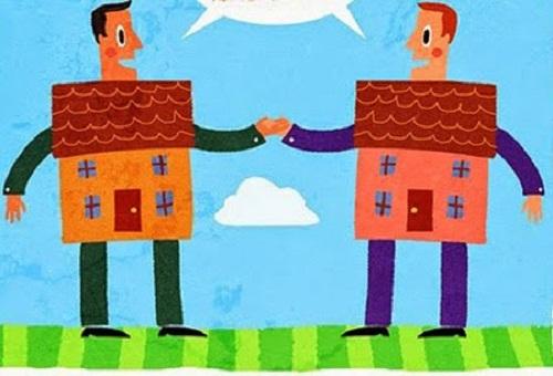 166 - Giải thích câu tục ngữ: Bán anh em xa mua láng giềng gần