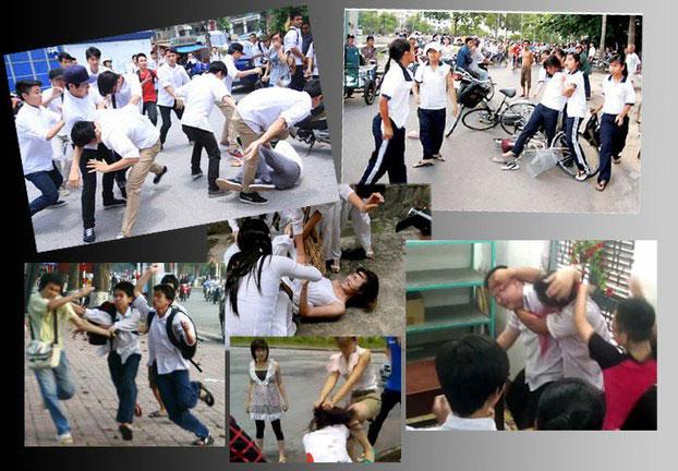 51 - Suy nghĩ về bạo lực học đường