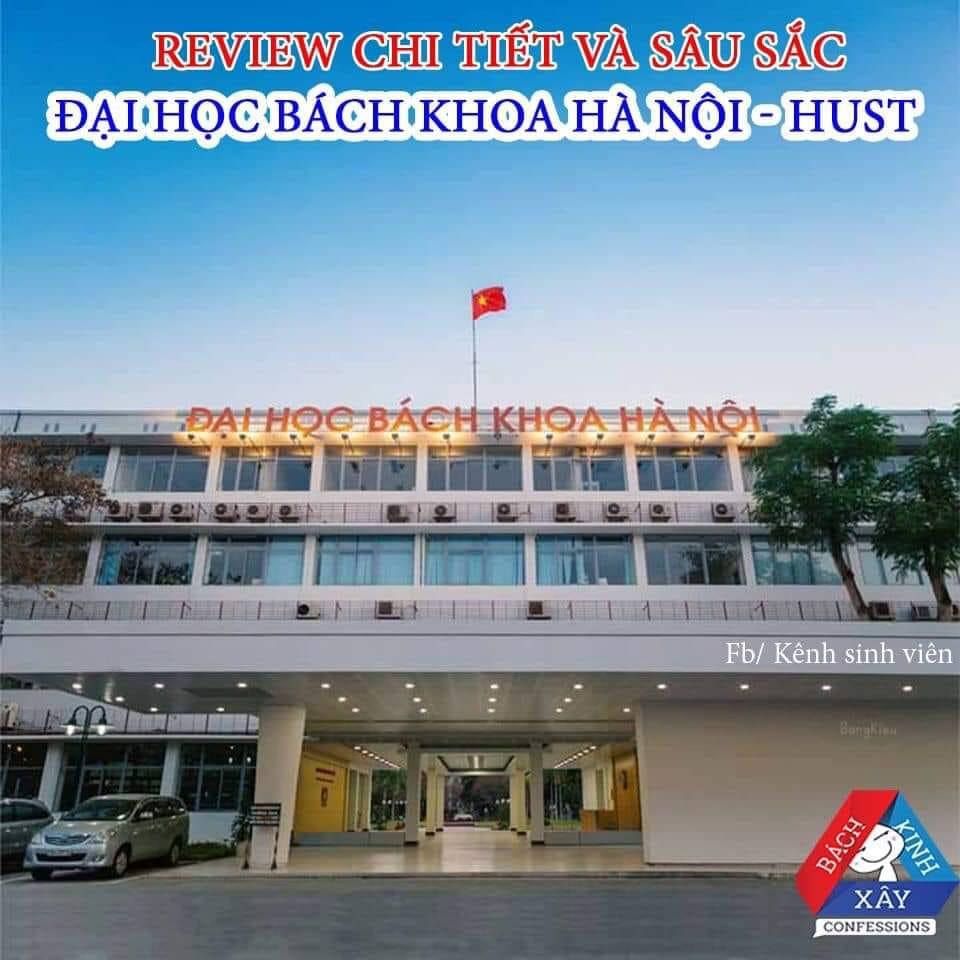 review truong dai hoc bach khoa ha noi - Review trường Đại học Bách khoa Hà Nội