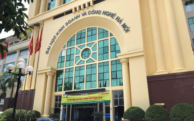 review truong dai hoc kinh doanh va cong nghe ha noi - Review trường Đại học Kinh doanh và Công nghệ Hà Nội