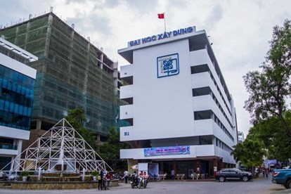 review truong dai hoc xay dung - Review trường đại học Xây dựng